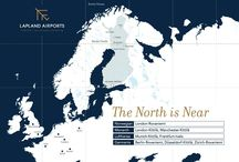 Maps from Finland & Lapland