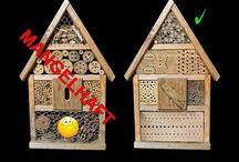 Insektenhäuser
