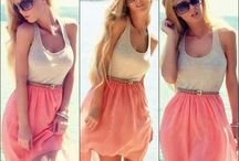 Summer outfits ★