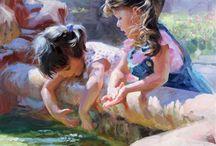 Paintings / Malarstwo
