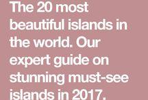 20 most beautyful ilands