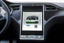 Premium Electric Sedan Tesla