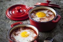 Oeufs cocottes