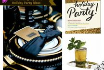 Let's party! / Party themes,  ideas and tips for all ages.  These party ideas are a sure way to design,  enhance our create the perfect party for the perfect occasion!