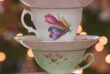 Teacup collector