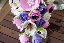 Viltbloemen