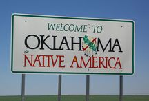 50 STATES: Oklahoma / by Lateefah Brown