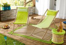 Côté jardin et balcon / Vous aimerez passer du temps en pleine nature avec ces collections qui égayeront votre jardin !