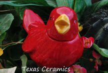 Plant Tenders for Live Plants / by Texas Ceramics