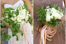 Love Blossoms  / Inspiration for your bridal bouquets, boutonnières, and centerpieces on your big day!