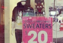 Ugly Christmas Sweaters 2014