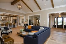 living room / by Peachy Details