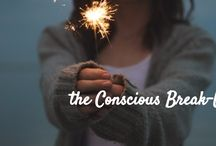 Conscious Uncoupling Divorce / How to find a better healthier way to break up which supports and nurtures you