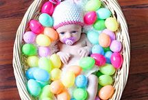 Baby easter photo ideas