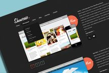Free PSD Web Templates / by allXnet allxnet