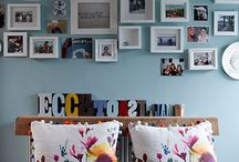 Framing and Styling Ideas / A little styling fun!