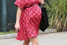 Spotted: Streetstyle - stylish maternity