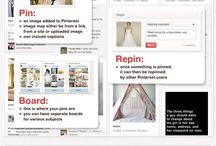 Pinterest Infographics / by The Villagers