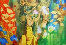 Devotional Painting