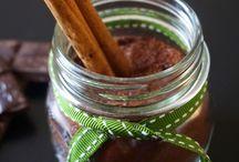 Homemade Christmas / selbst gemachte Geschenke aus der Küche