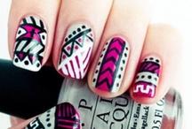 Makeup Nails