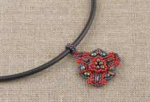 Necklaces / Handmade Beaded Necklaces