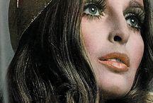 MAKEUP 1970 / Makeup inspiration 1970