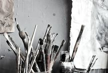 * brush UP * / Paint brush. Brushes.