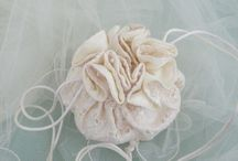 Historical and bridal reticule