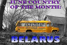 June 2014 Country of the Month: Belarus / Welcome to Belarus, our June Country of the Month! Follow this board to learn about the country, it's culture and languages!