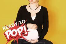 Maternity Pin Up
