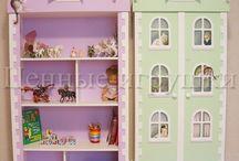 Идеи для детской / детская мебель, интерьер детской
