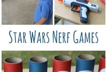 Star Wars fans souvenirs birthday party gift ideas / #starwarsbirthdaygift #giftideas #starwarsbirthdayparty
