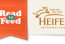 Read to Feed / by Heifer International