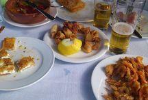 "Restaurant Akrotíri / Restaurant ""Akrotíri"""