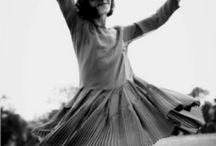 ветер и платья