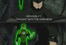 Marvel/DC stuff