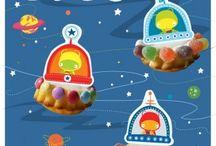 UFO feestje thijs