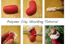Clay Creations / Polymer clay tutorials and inspiration