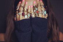 Jewelry / by Aubrey Swigert