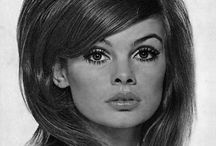 60's Hair and Makeup / by Sandy Sturdy