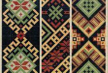 W25-rauten med indhold / Wayuu