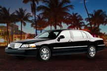 best limo service in miami