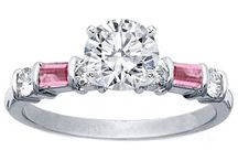 Pink Diamond Rings / by Kim Cannon