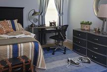 Home Decor-boy's room