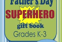 Father's Day Crafts for kids / A collection of the cutest Father's day crafts and gifts for kids to make for Dad!!!