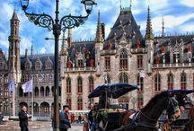 Брюгге / город в Бельгии