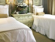 Guest bedroom, charm