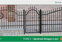 Ogrodzenie klasyczne FLORA 2
