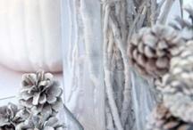 Winter Wedding Deco